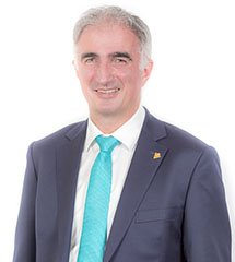 "Portraitbild vom Experten ""Gernot Jäger, MBA"""