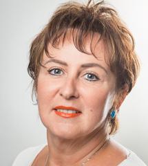 "Portraitbild vom Experten ""Marzena Szymanska"""