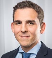 """Portraitbild vom Experten """"Mag. Lukas Lindenhofer"""""""