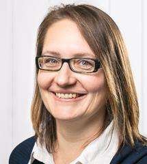 "Portraitbild vom Experten ""Katja Muhr"""