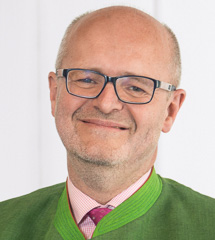 "Portraitbild vom Experten ""Mag.(FH) Hannes Danner, M.A."""