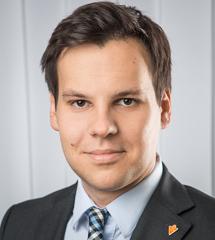 "Portraitbild vom Experten ""Matthias Gamper"""