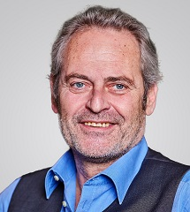 "Portraitbild vom Experten ""Franz Hanselik"""