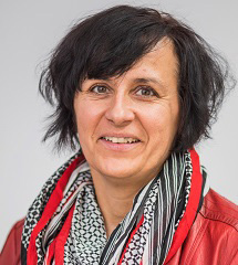 "Portraitbild vom Experten ""Monika Iber"""
