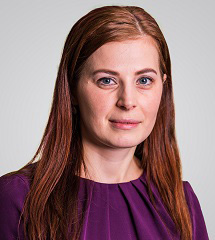 "Portraitbild vom Experten ""Mersiha Selimovic"""