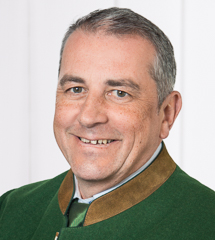 """Portraitbild vom Experten """"Peter Campestrini"""""""
