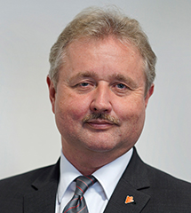 """Portraitbild vom Experten """"Ing. Heinrich Giefing, MBA"""""""